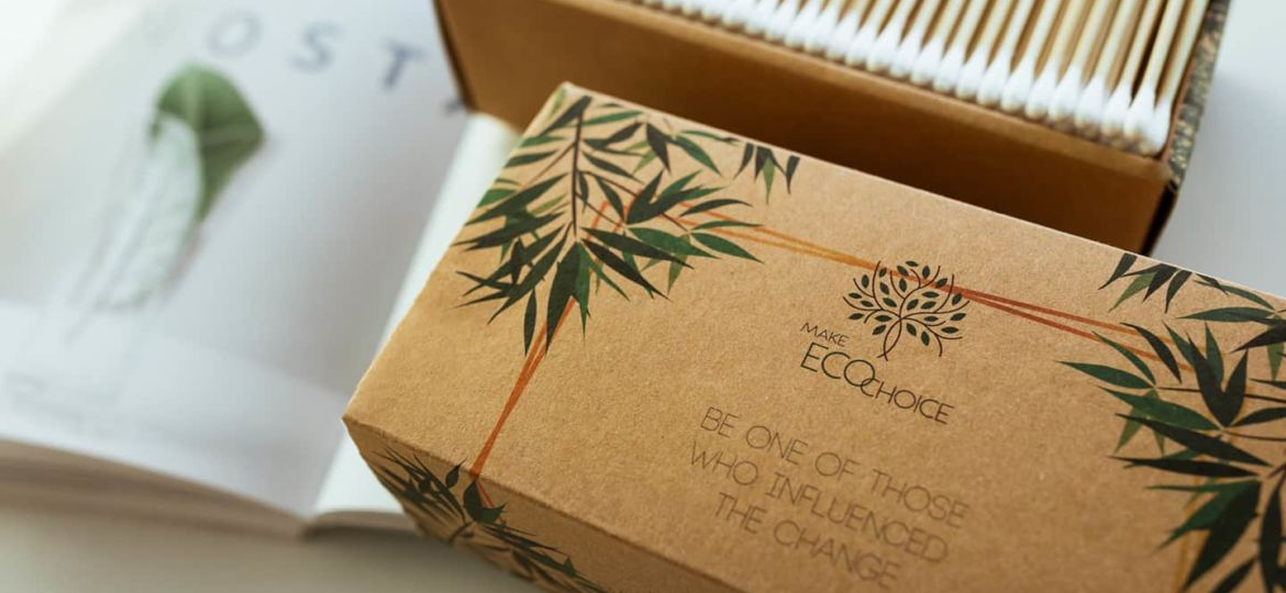 Make Eco Choice Cotton Swabs